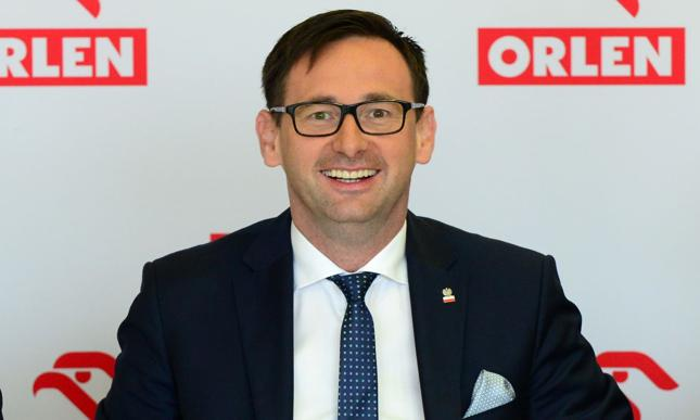 Daniel Obajtek, prezes zarządu PKN Orlen.