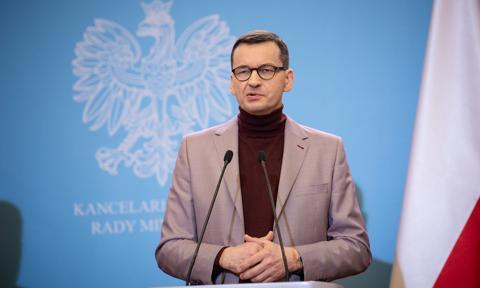Morawiecki: Polska ma szanse rozwijać się w tempie ok. 3,3 proc. PKB