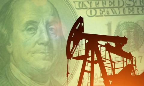 Cena ropy naftowej w USA lekko w dół