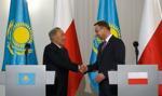 Prezydent Duda: Współpraca z Kazachstanem może oznaczać otwarcie na inne kraje Azji Centralnej