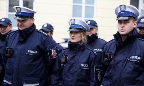 Szymczyk: 4,5 tysiąca wakatów w policji