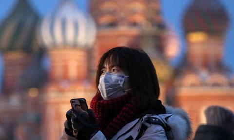 Ponad milion Rosjan ukaranych grzywną za łamanie przepisów związanych z Covid-19