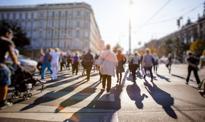 Mocny spadek liczby ludności Polski