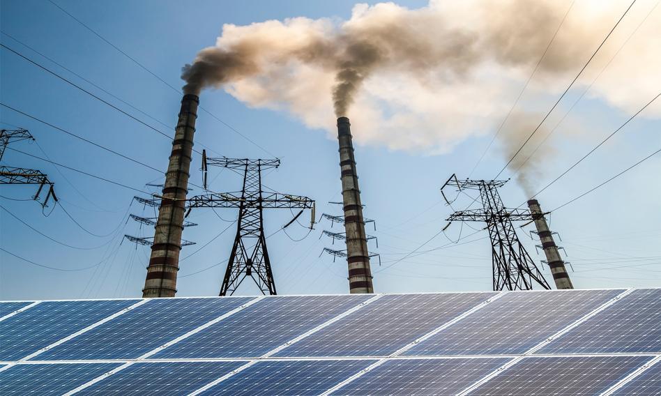 W Polsce spada udział węgla w wytwarzaniu energii elektrycznej