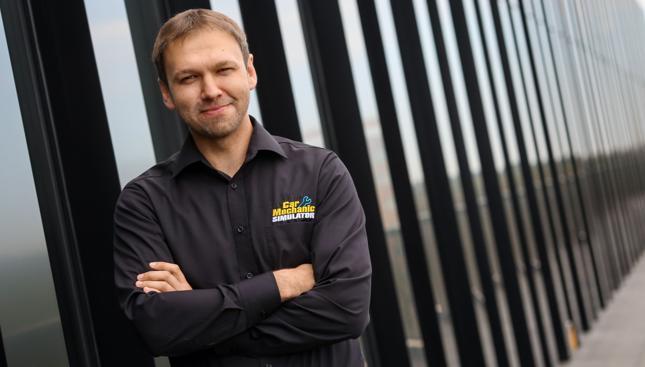 Krzysztof Kostowski, prezes PlayWaya