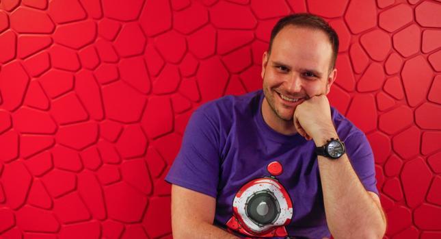 Marcin Kwaśnica, prezes Cherrypick Games