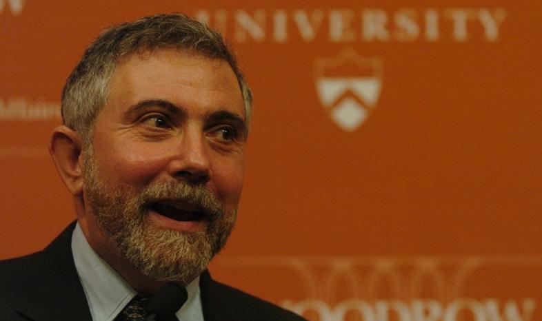 Noblista Krugman zadowolony z wyniku greckiego referendum