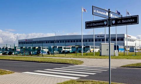 LG rozbuduje fabrykę pod Wrocławiem i wyda 1,4 mld zł