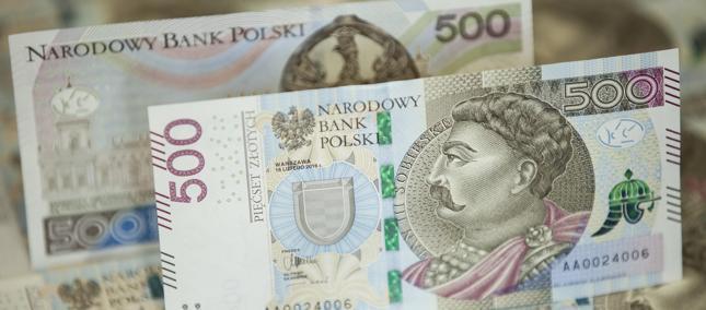 Nieugięty Bank Polski. Banknot 500 zł w obiegu od lutego