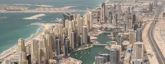 życie w Dubaju Emirates z Warszawy do Dubaju