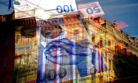 Którym bankom ciążą franki? U rekordzisty to prawie 40 proc. hipotek