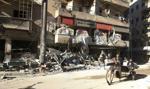 Syria: najnowsze walki wygnały z Aleppo 30 tys. ludzi