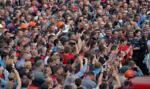 Białoruś: Protesty w zakładach państwowych