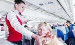 Stewardesa dostanie napiwek