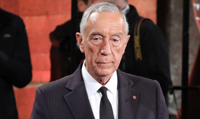 Prezydent Portugalii Rebelo de Sousa zakażony koronawirusem