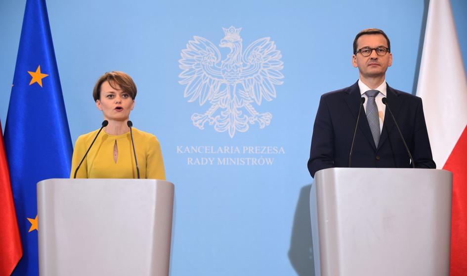 Emilewicz o wyborach kopertowych: do konstytucyjnego terminu wyborów trzeba było się przygotowywać