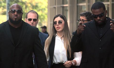 """Żona szefa kartelu narkotykowego """"El Chapo"""" trafiła do aresztu"""