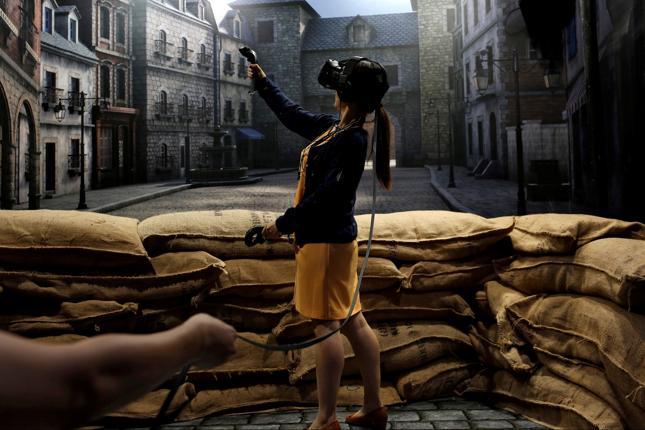 Salony VR - nowa rozrywka Polaków