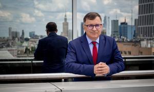 Jagiełło opuszcza fotel prezesa PKO BP. Kurs akcji mocno w dół