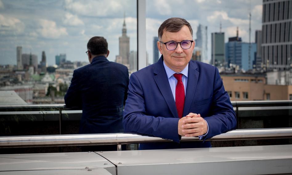 Zbigniew Jagiełło złożył rezygnację z funkcji prezesa PKO BP