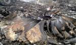 Kolejne szczątki ofiar katastrofy na Ukrainie