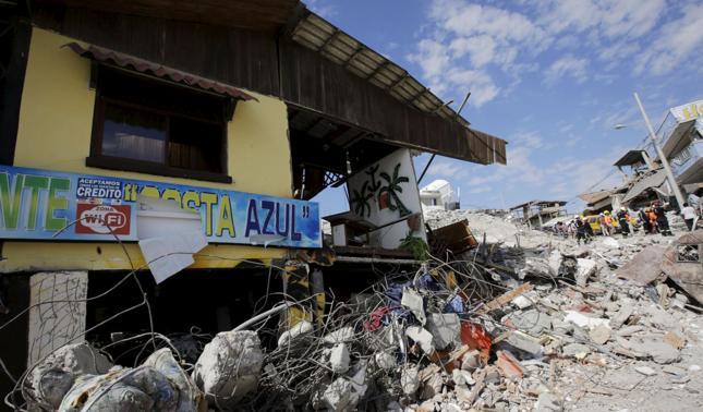 Ekwador: wciąż 1700 zaginionych po trzęsieniu ziemi