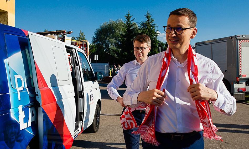 Morawiecki: Polska może być jednym z najlepszych miejsc do życia w Europie