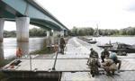 Awaria w Czajce. Koszt mostu pontonowego na Wiśle wyniósł ponad 355 tys. zł