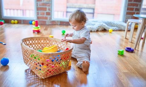 UOKiK: ponad 29 proc. zabawek z Chin z nieprawidłowościami
