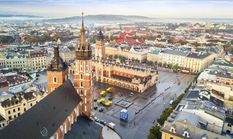 Kraków cierpi na najem turystyczny