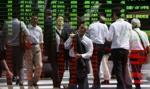 Giełdy w Azji: Nikkei 225 spadł o 1,42 proc., a Chinach SCI traci 0,35 proc.