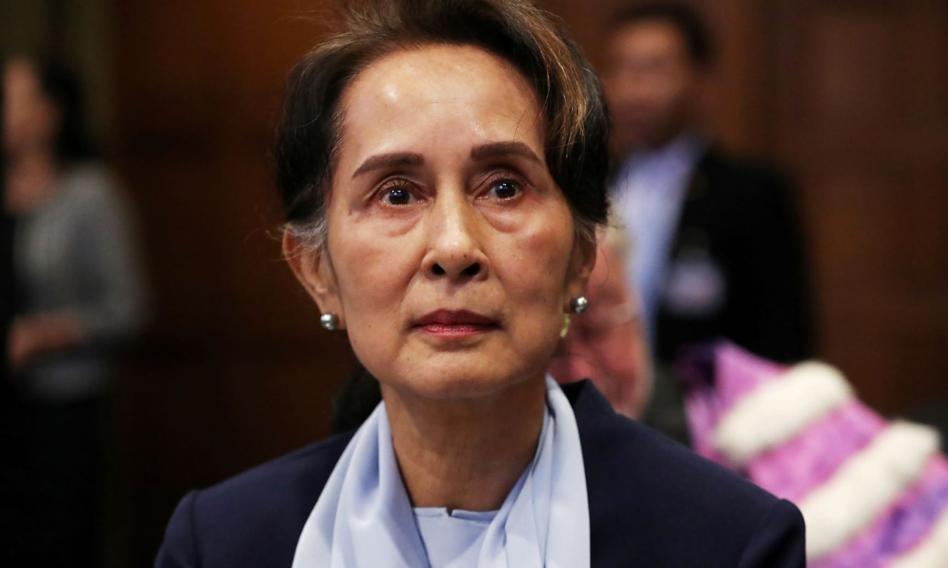 W Birmie rozpoczął się proces przywódczyni kraju Aung San Suu Kyi