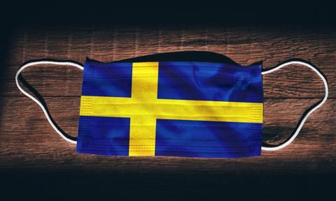 Szwecja: maseczki nie będą zalecane
