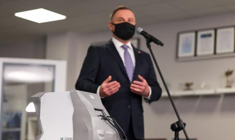 Polska firma stworzyła urządzenie do wykrywania koronawirusa z oddechu