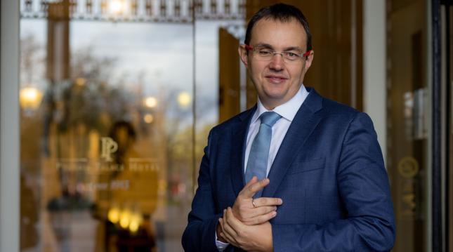 Prezes Kruka Piotr Krupa