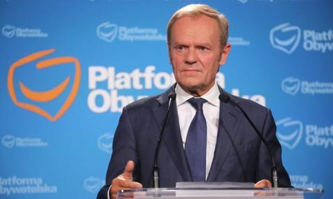 Donald Tusk zmienia Platformę Obywatelską od środka