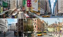 Nowy Świat 27 razy tańszy od najdroższej ulicy świata