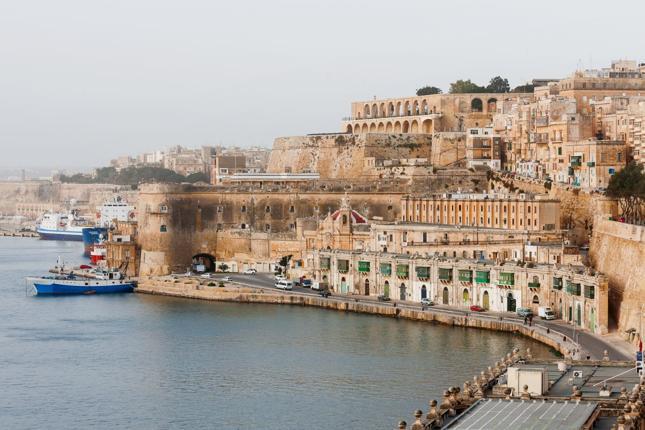 Stolica Malty Valletta