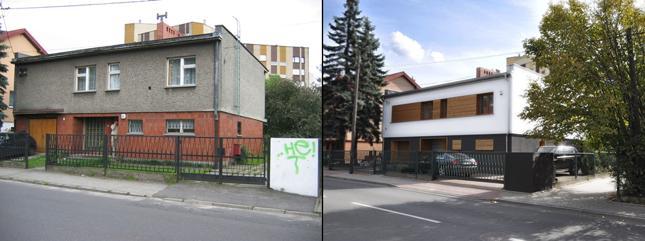 Przebudowa pracowni architektonicznej DEKOP
