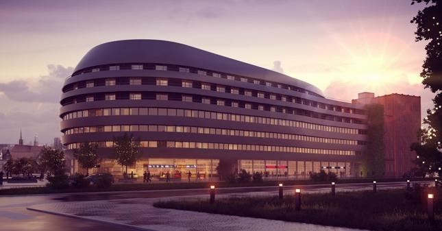 DoubleTree by Hilton we Wrocławiu