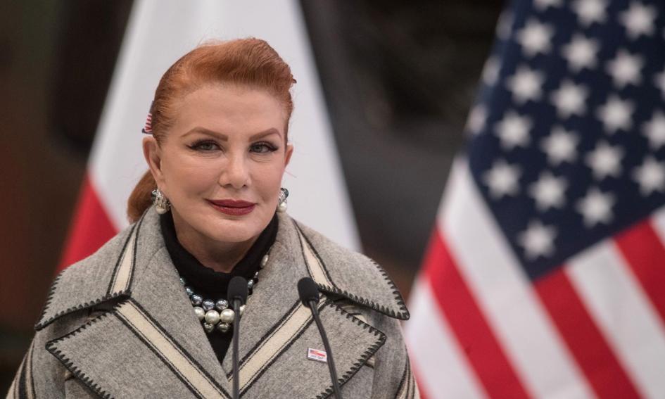Była ambasador USA pomoże Solorzowi zbudować elektrownię atomową w Polsce