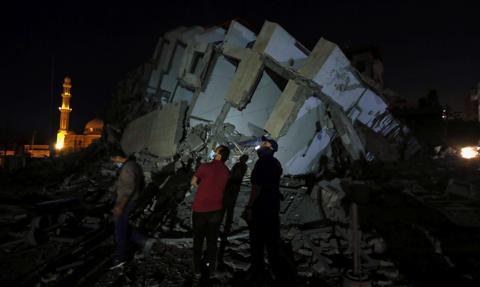 Konflikt w Strefie Gazy. Setki zatrzymanych podczas zamieszek