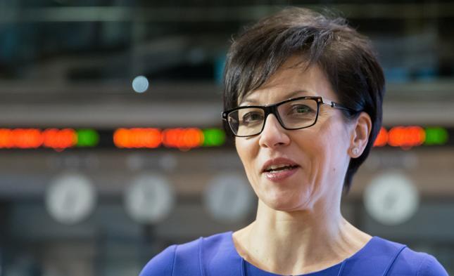 Małgorzata Zaleska odwołana. Nie jest już prezesem GPW