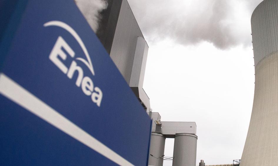 Enea miała w II kw. 729,6 mln zł EBITDA, zgodnie z szacunkami