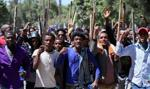 Etiopia pogrążona w antyrządowych protestach