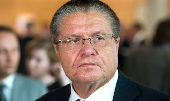 Minister gospodarki Rosji Aleksiej Ulukajew