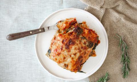 Lasagna w tubce, czyli oryginalny pomysł szefa kuchni z Rzymu