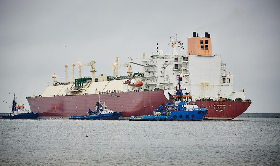 PGNiG: rośnie sprzedaż LNG