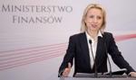 Czerwińska: MF podtrzymuje postulat wprowadzenia nowego progu podatkowego