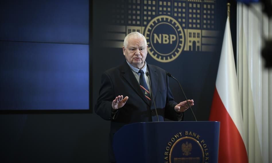 Glapiński: Działania NBP ograniczyły koszty pandemii dla wszystkich Polaków